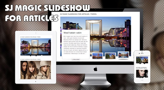 SJ Magic Slideshow for Articles