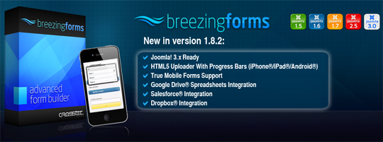 BreezingForms v1.8.2