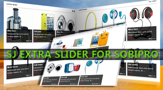 SJ Extra Slider for SobiPro