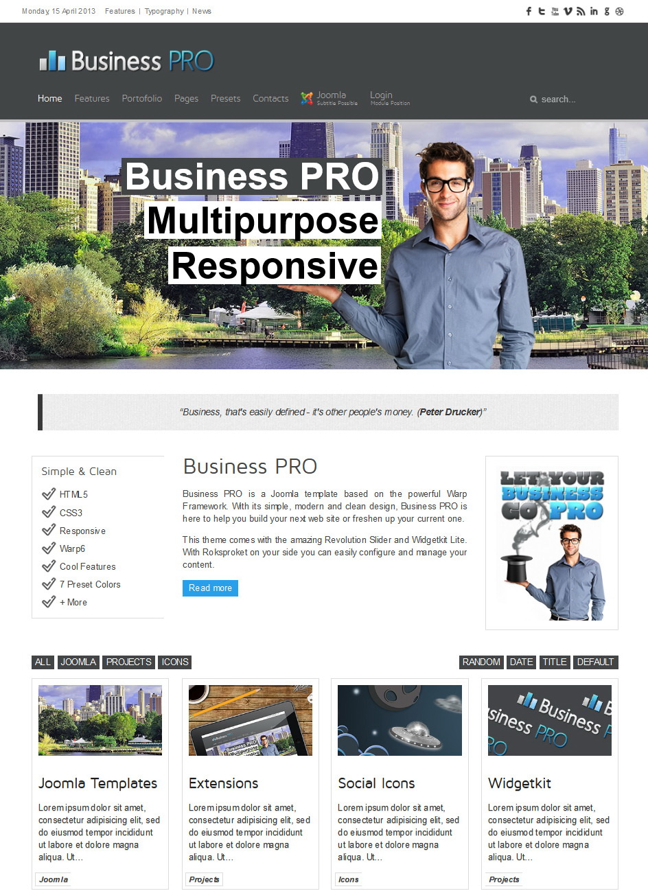 TF Business Pro