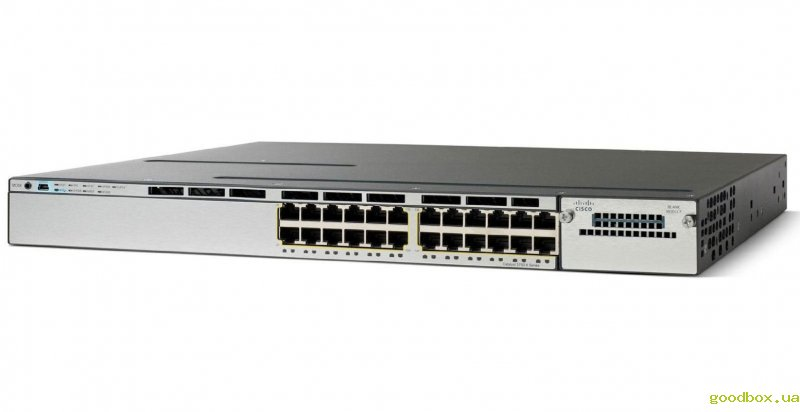 Коммутаторы Cisco Catalyst 3750