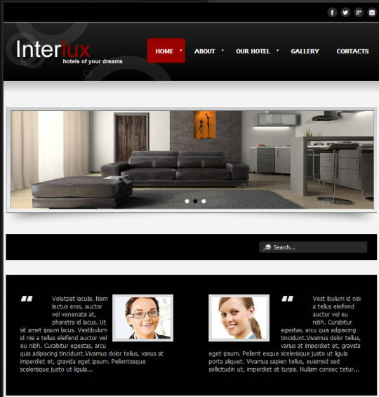 ������ InterLux (AS 002032) ��� Joomla!